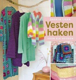 Lang Yarns Vesten haken - Saskia Laan - voor elk seizoen