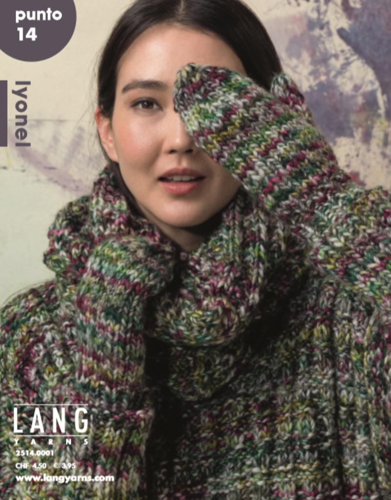 Lang Yarns Lang Yarns - Punto 14 - Lyonel