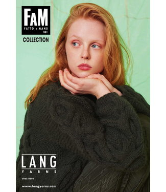 Lang Yarns Lang Yarns - Fatto a Mano Collection 261