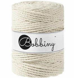 Bobbiny Bobbiny - Macramé Triple Twist 5MM Naturel