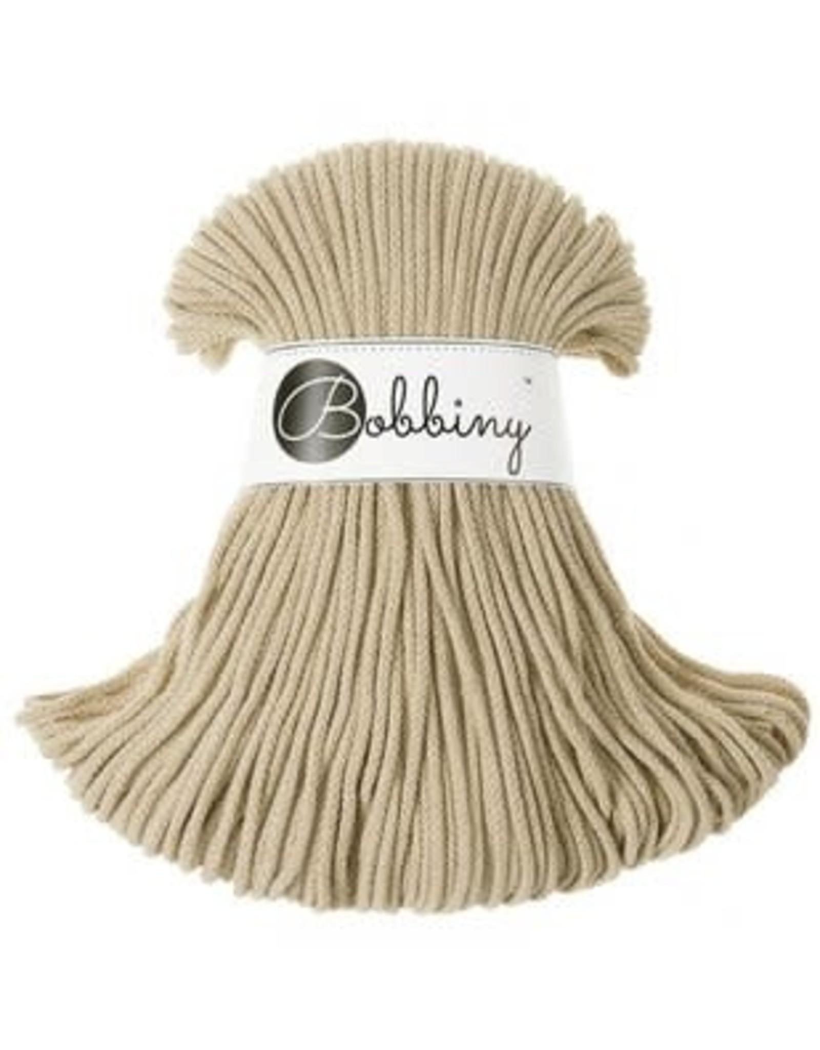 Bobbiny Bobbiny - Premium 5MM Beige