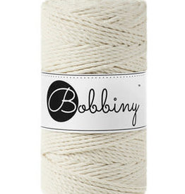 Bobbiny Bobbiny - Macramé Triple Twist 3MM Naturel