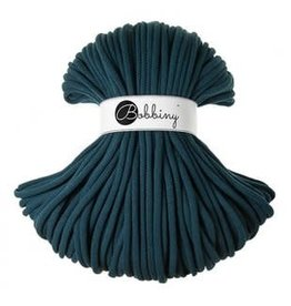 Bobbiny Bobbiny - Jumbo 9MM Peacock Blue