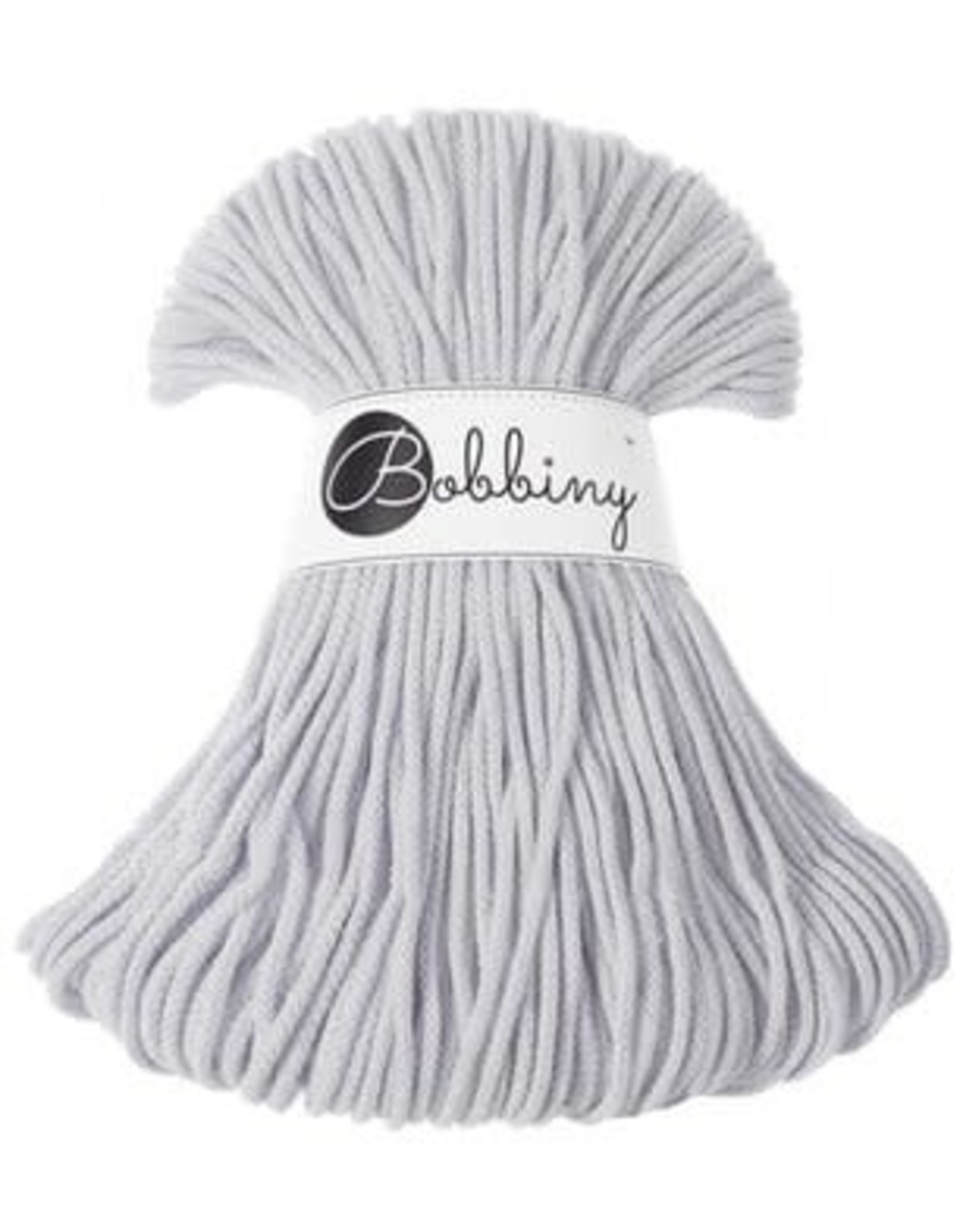 Bobbiny Bobbiny - Junior 3MM Light Grey
