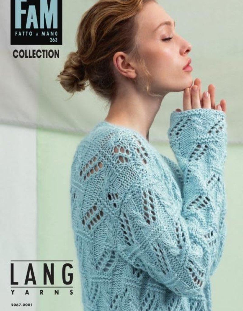 Lang Yarns Lang Yarns - Fatto a Mano Collection 263