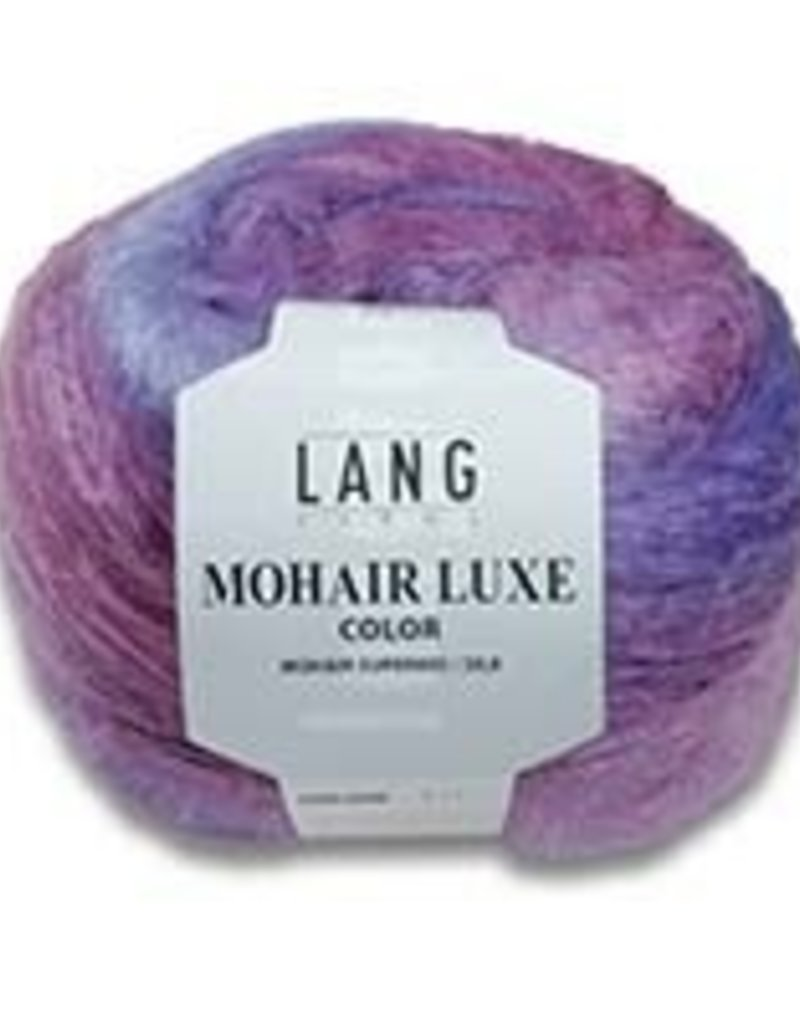 Lang Yarns Lang Yarns - Mohair Luxe Color 1029.0046