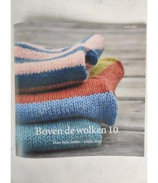 Julia's shop Tijdschrift - Boven de wolken 10