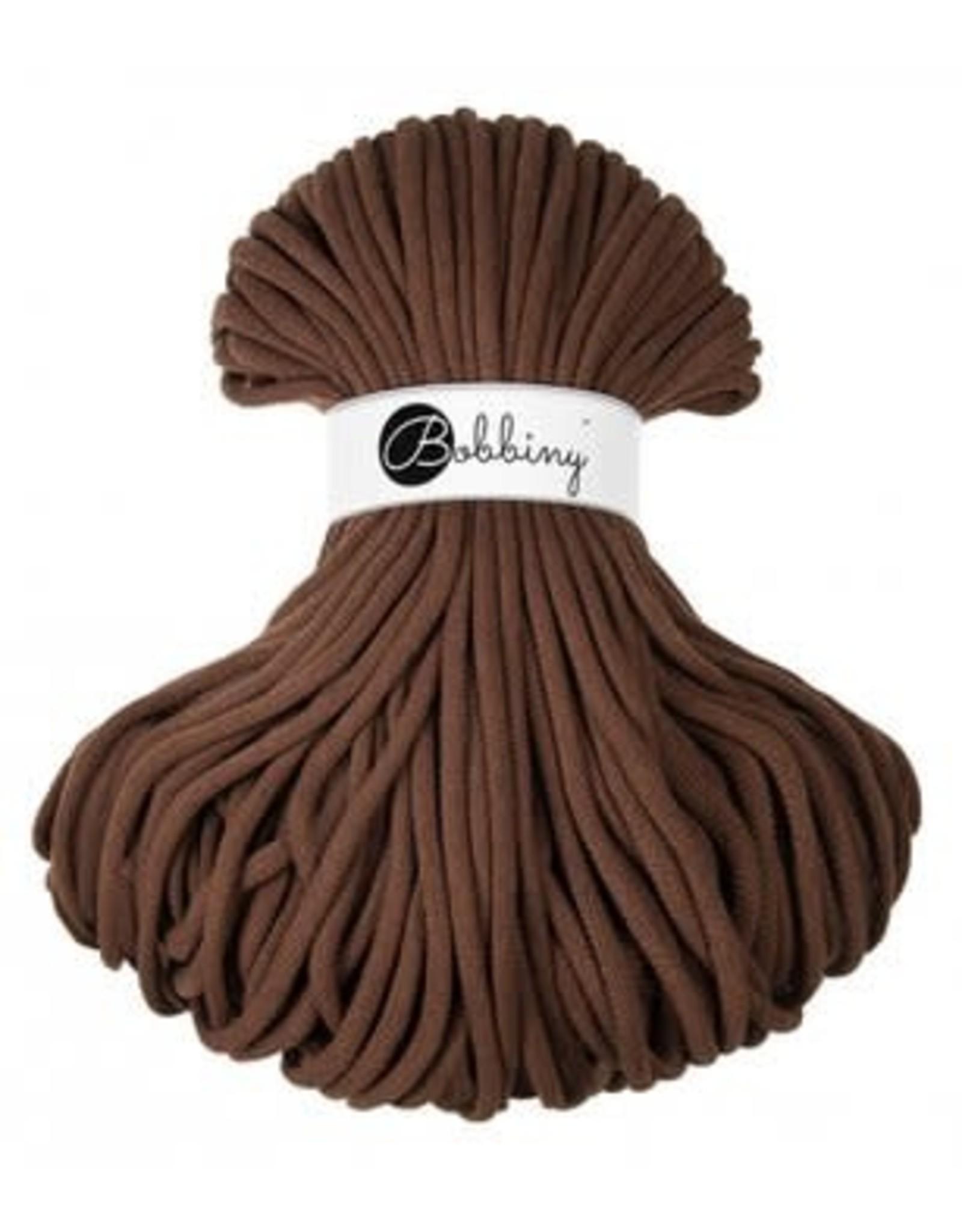 Bobbiny Bobbiny - Jumbo 9MM  Mocha