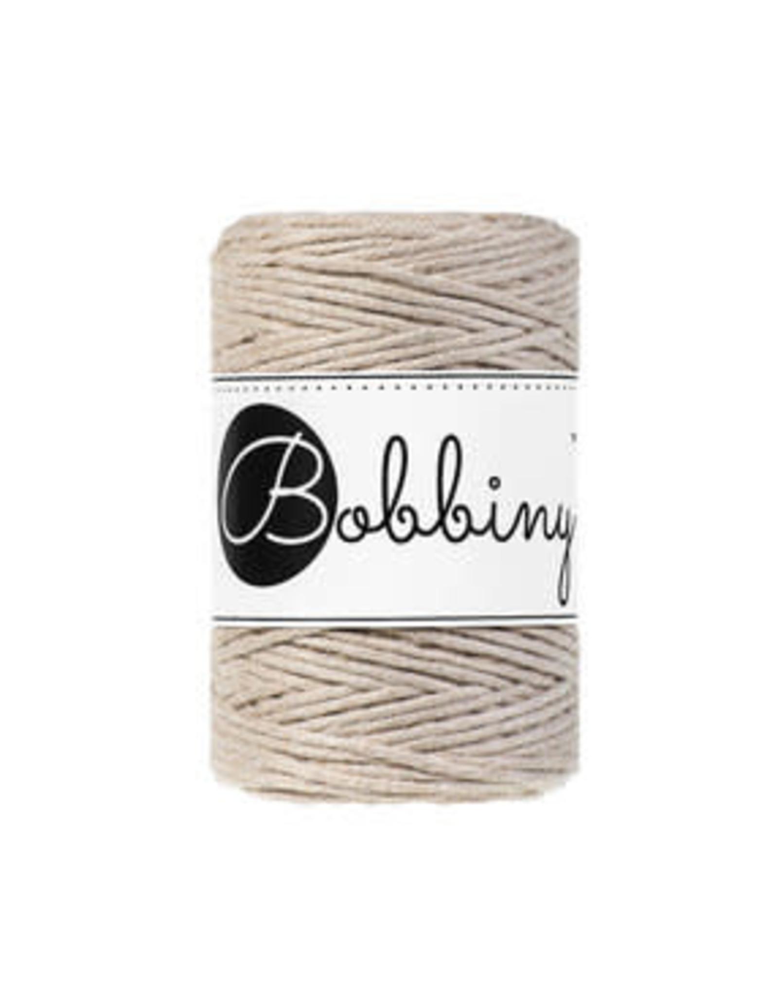 Bobbiny Bobbiny - Macramé 1,5MM Beige