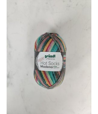 Gründl Gründl - Hot Socks Madena 005
