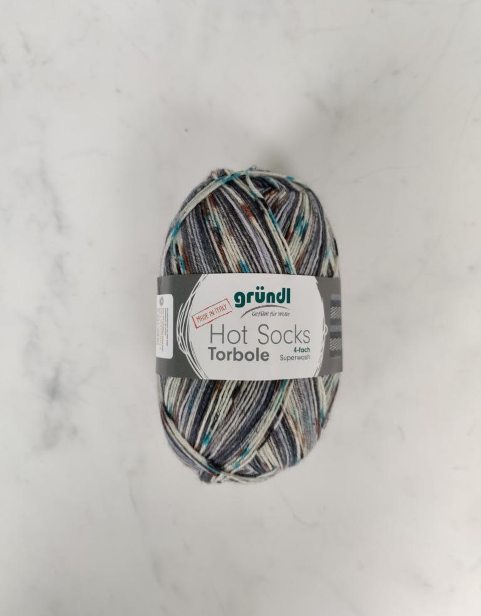 Gründl Gründl - Hot Socks Torbole 1