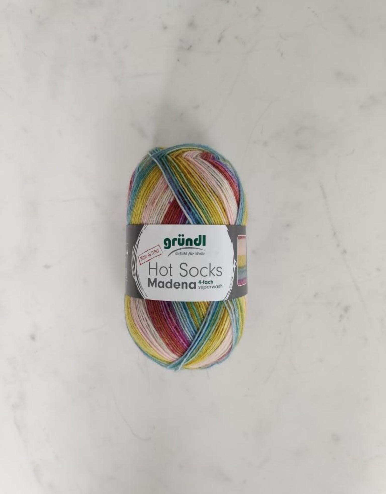 Gründl Gründl - Hot Socks Madena 001
