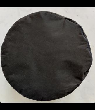 Bobbiny Bobbiny - Poef  45cm zwart