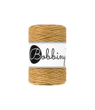 Bobbiny Bobbiny - Macramé 1,5MM Mustard