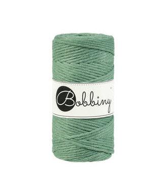Bobbiny Bobbiny - Macramé 3MM Eucalyptus Green