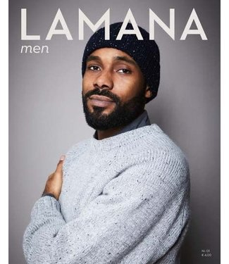 LAMANA LAMANA - Tijdschrift Men 1