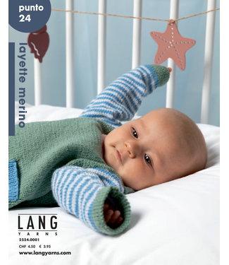 Lang Yarns Lang Yarns - Punto 24 - Layette Merino