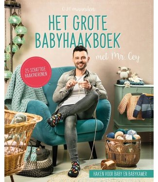 Lang Yarns Lang Yarns - Het Grote Babyhaakboek