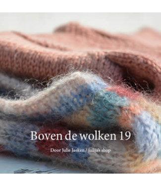 Julia's shop Tijdschrift - Boven de wolken 19