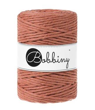 Bobbiny Bobbiny - Macramé 5MM Terracotta