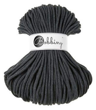 Bobbiny Bobbiny - Premium 5MM Charcoal