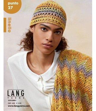 Lang Yarns Lang Yarns - Punto 27 - Linello