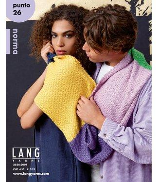 Lang Yarns Lang Yarns - Punto 26 - Norma