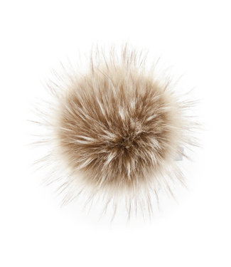 Lovafur Lovafur - Pompon Raccoon Caramel 18cm