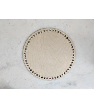 Bobbiny Bobbiny - houten bodem rond 30cm