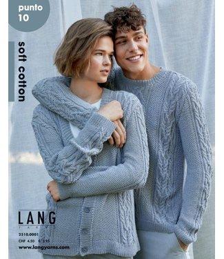 Lang Yarns Lang Yarns - Punto 10 - Soft Cotton