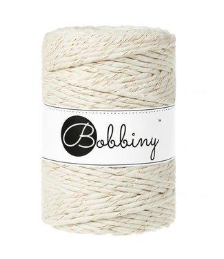 Bobbiny Bobbiny - Macramé 5MM Golden Natural