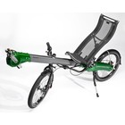 Flevobike GreenMachine - under seat steering
