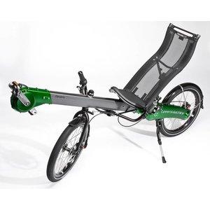 Flevobike GreenMachine - under seat steering