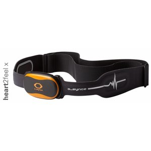 O-Synce HEART2feel X heart rate monitor