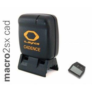 O-Synce macro2sx cad ANT+