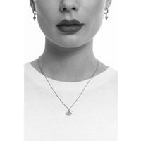 Earring Lantern silver