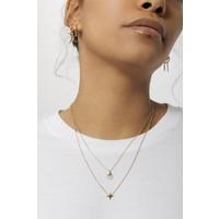 Souvenir Goldplated Necklace Starburst