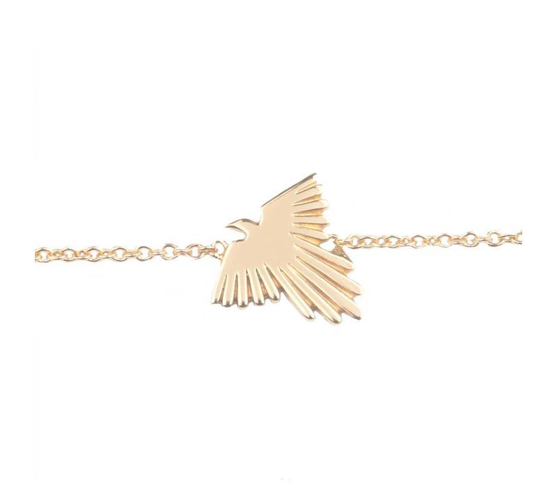 Bracelet Eagle gold