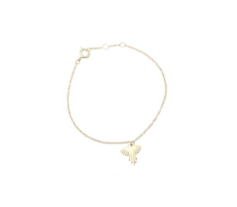 Armband Adelaar goud