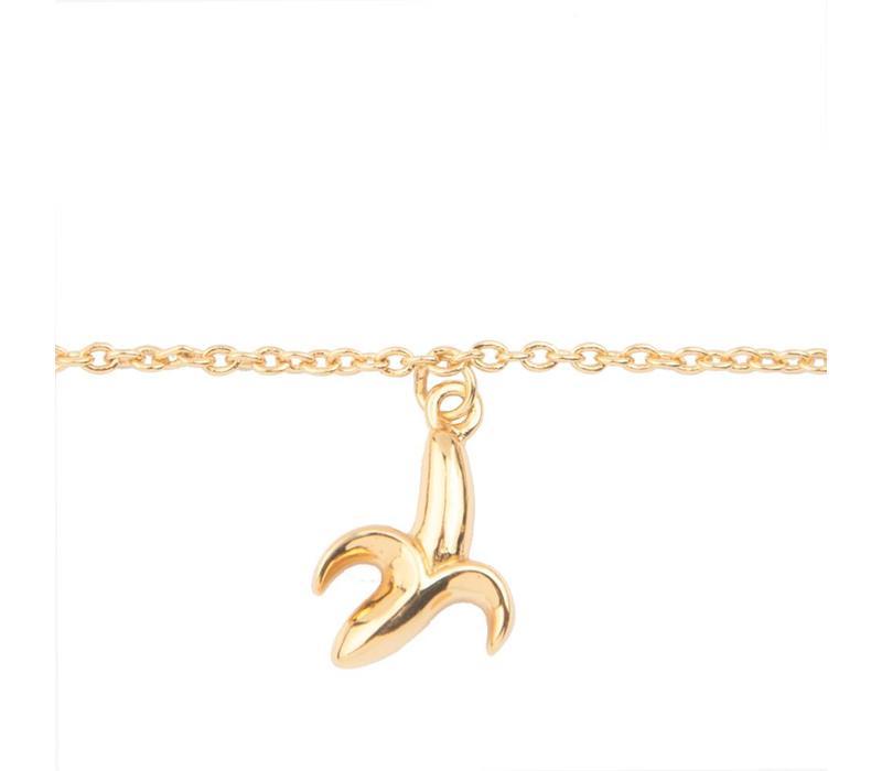 Bracelet Banana gold