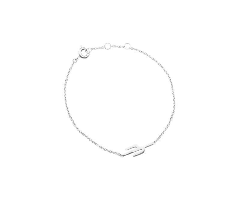 Bracelet Cactus silver