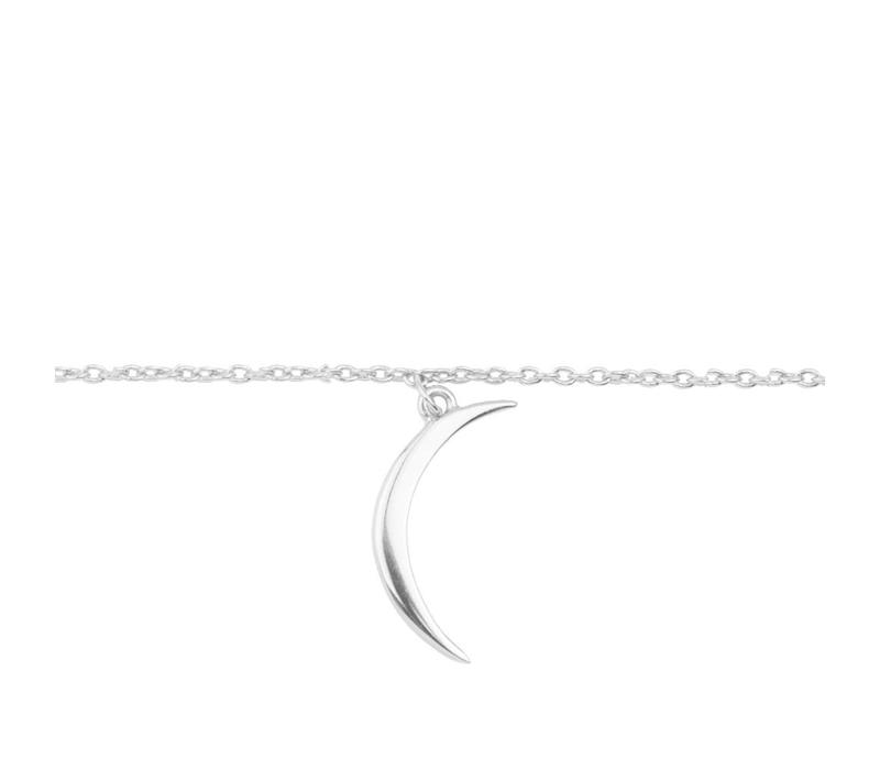 Souvenir Silverplated Bracelet Long Moon