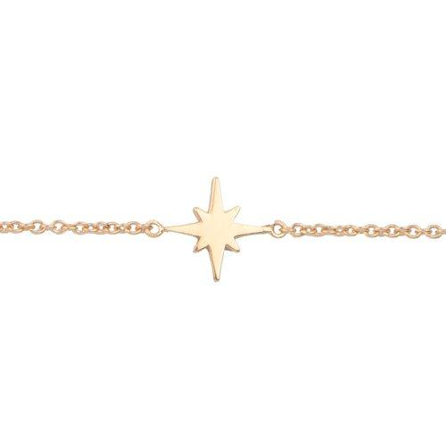 Souvenir Goldplated Armband Starburst