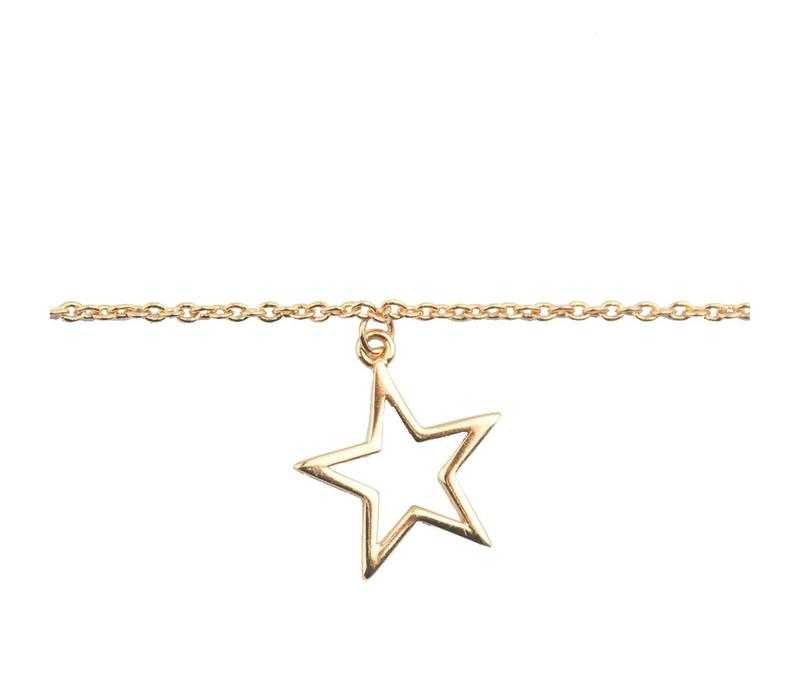 Armband Ster 18K goud