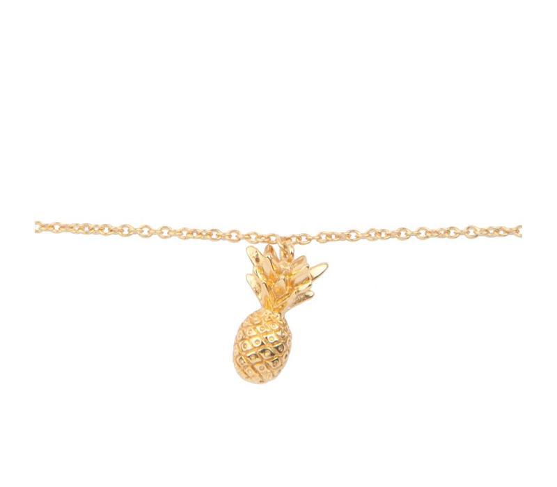 Armband Ananas 18K goud