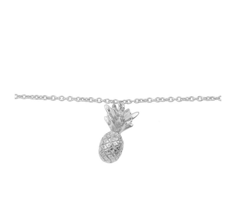 Bracelet Pineapple plated