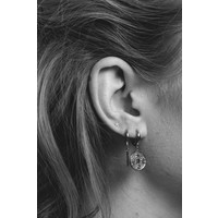 Souvenir Silverplated Earring Bar