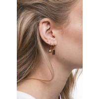 Souvenir Goldplated Earring Sea Shell