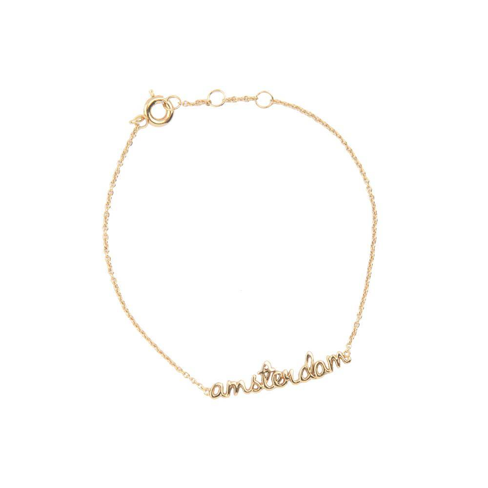 outlet divers design ordre All the Luck in the World Bracelet Amsterdam gold