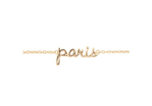 All the Luck in the World Armband Paris 18K goud